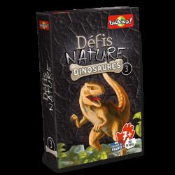 Jeu de défis nature - Dinosaures 3