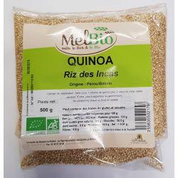 Quinoa  BIO Melbio - 500g