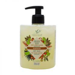 Shampoing cheveux secs Cosmo Naturel 500ml