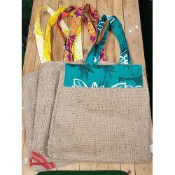 Tote Bag Fond plat  - Mocamana