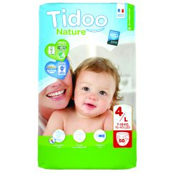 7 à 18 kgs T4 couches night & day TIDOO
