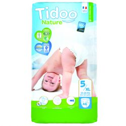 12 à 25 kgs T5 couches night & day TIDOO