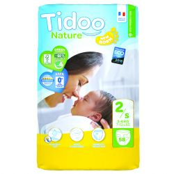 3 à 6 kgs T2 couches night & day TIDOO