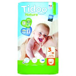4 à 9 kgs T3 couches night & day TIDOO
