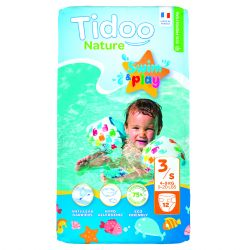 Couches culottes Swim and Play TIDOO T3S 4 à 9 kgs