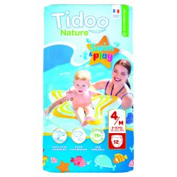 Couches culottes Swim and Play TIDOO T4M 8 à 15 kgs