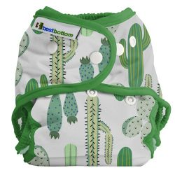 Couche lavable multi tailles BestBottom - cactus