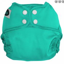 Couche lavable multi tailles Imagine - Turquoise