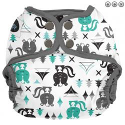Couche lavable multi tailles Imagine - winter