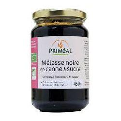 Mélasse noire de canne à sucre - 450 g