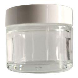 Pot en verre avec couvercle 50 ml DIY