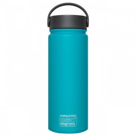 gourde isotherme 1l WIDE MOUTH TEAL