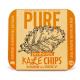 Chips de choux Kale Bio avec Fromage Vegan