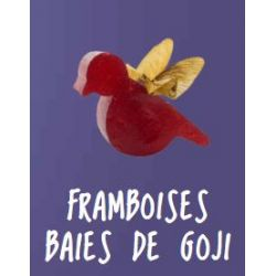 BonBecs saveur Framboise/Baies de Goji
