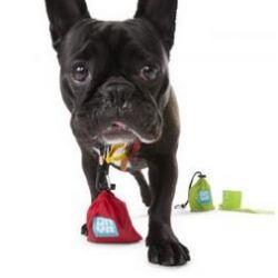 Sacs pour déchets de chien et sac de transport