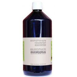 Eau aromatique Eucalyptus 1L - Bioessentiel
