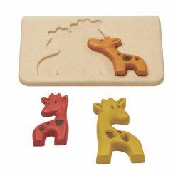 Mon premier puzzle - girafe