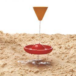 Mes formes à mouler pour le sable