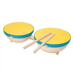 Double tambour