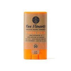STICK SOLAIRE 30+ teinté pour le visage SPF30 100% naturel