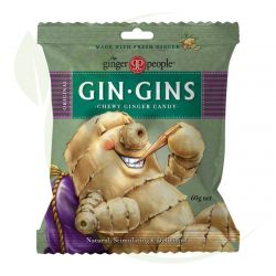 Gin-Gins bonbons mou au gingembre - 60g DLUO 05/21