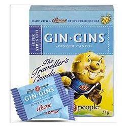 Gin-Gins bonbons mou au gingembre