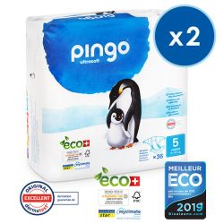 Pack économique  de 2 x Pingo T5