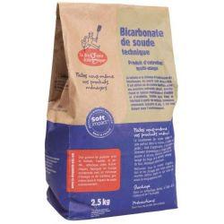 Bicarbonate de soude technique 2.5KG
