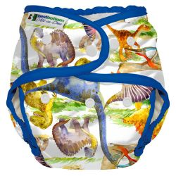 Couche lavable multi tailles BestBottom -  Dino Mite