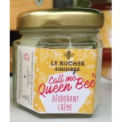 Déodorant 100% naturel Le Rucher Sauvage - QUEEN BEE