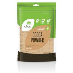 Poudre de cacao biologique 200g - Lotus