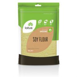 Farine de soja biologique 500g - Lotus