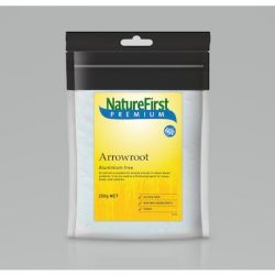 Arrowroot Organique 250g - Nature First
