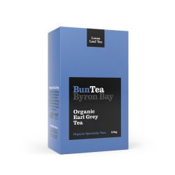 Thé BioEarl Grey-100g - Buncoffee