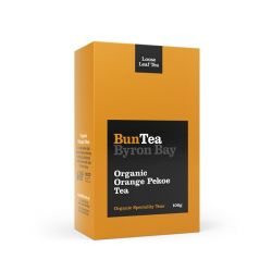 Thé Pekoe à l'orange biologique - 100g - Buncoffee
