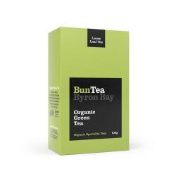 Thé vert biologique - 100g - Buncoffee
