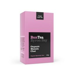 Thé Masala Chaibiologique - 100g - Buncoffee