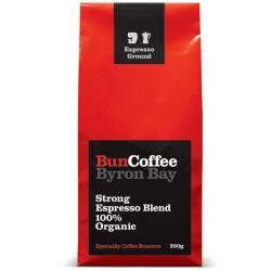 Café expresso moulu biologique 100% certifié 250 g -  grain pour expresso/ cafetiere Italienne