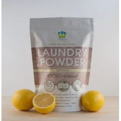 Lessive en poudre Citron 1kg - The Family Hub
