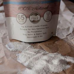 Lessive poudre Sans Parfum en VRAC- The Family Hub