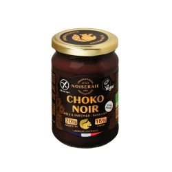 Pâte à tartiner ChOKO NOIR - 300g - BIO -VEGAN - EQUITABLE