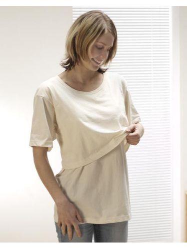 Tee-shirt allaitement