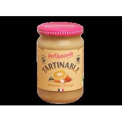 Tartinade orange amande bio 300g - Perlamande