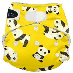 Couche lavable multi tailles Imagine - panda