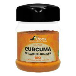 Curcuma bio 80g - COOK
