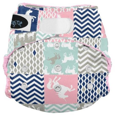 Couche lavable multi tailles Imagine - Birthday Girl