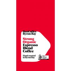 Café expresso biologique 100% certifié 250 g -  EN GRAIN