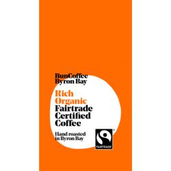Café biologique 100% certifié 250 g -  EN GRAIN