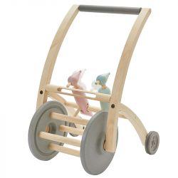 Chariot de marche piverts dès 10 mois