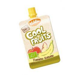 Gourdes pomme banane par 4